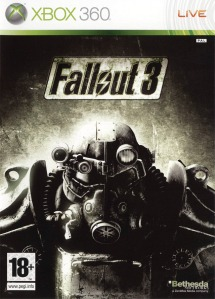 Jaquette Fallout 3 Xbox360