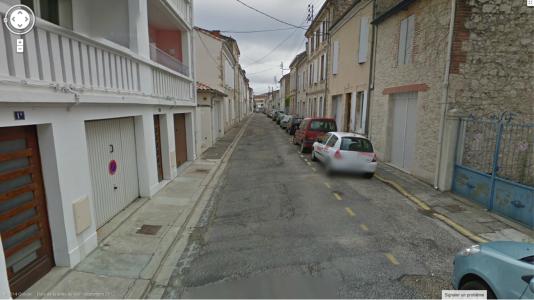 Vue extérieure rues maison n2